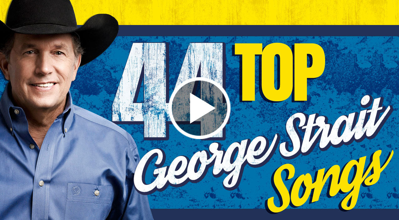 george strait 60 number 1 hits