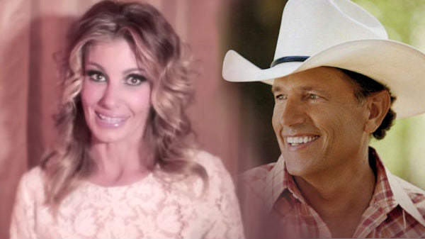 George strait Songs | 60 For 60 - Faith Hill on George Strait (VIDEO) | Country Music Videos