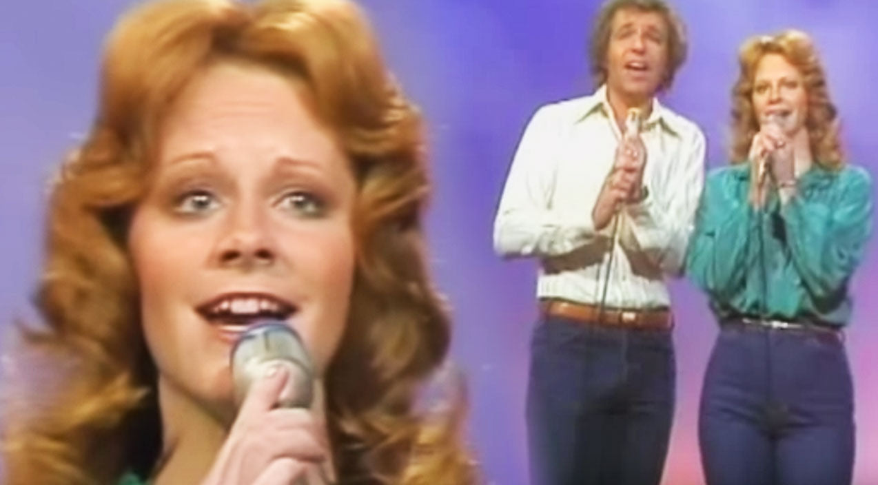 Reba mcentire Songs | RARE: 1970s Reba McEntire Shines In Stunning Duet With Jacky Ward | Country Music Videos