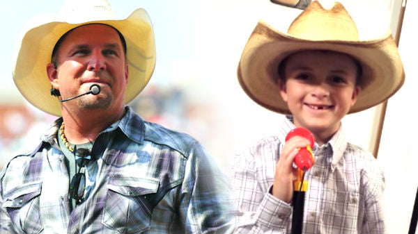 Garth brooks Songs | 7 Year Old, Lane Cooper, Sings 'Cold Like That' by Garth Brooks | Country Music Videos