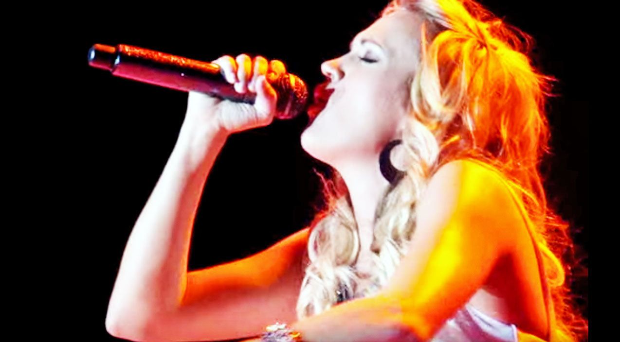 8 Of Carrie Underwood's AMAZING 1980s Covers (3/8)   Country Music Videos