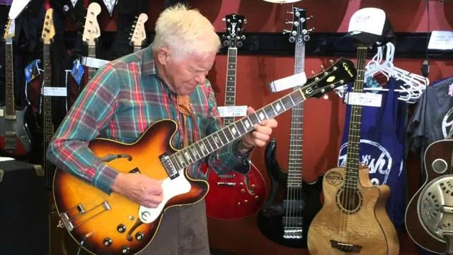 80-Year-Old Grandpa Will Blow You Away With Unexpected Guitar Solo | Country Music Videos