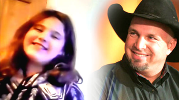 Garth brooks Songs | 9 Year Old Sieanna Dedicates This Sweet Garth Brooks Performance To Her Mom (WATCH) | Country Music Videos