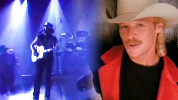 Alan jackson Songs | Alan Jackson - Between The Devil And Me | Country Music Videos