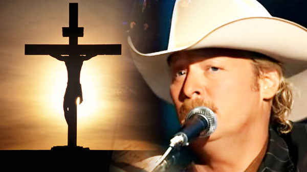 Alan jackson Songs | Alan Jackson - The Old Rugged Cross (WATCH) | Country Music Videos