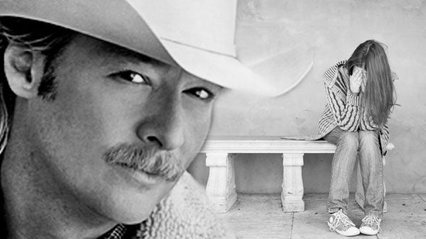 Alan jackson Songs | Alan Jackson - Look Her In The Eye And Lie (VIDEO) | Country Music Videos