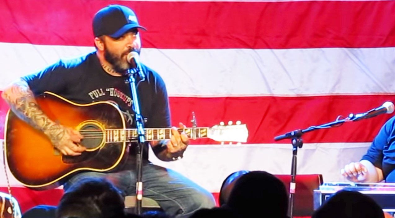 Modern country Songs | When You Hear Aaron Lewis' Cover Of Blake Shelton's #1 Hit, You'll Be Begging For More! | Country Music Videos
