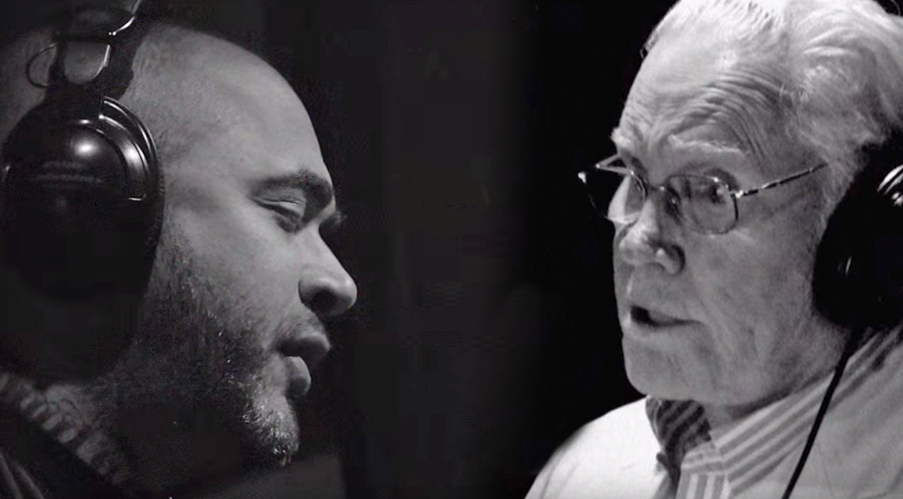 Modern country Songs   Aaron Lewis Teams Up With George Jones & Charlie Daniels To Sing About Guns, Flags, And The Good Life   Country Music Videos