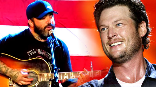 Blake shelton Songs | Aaron Lewis Covers Blake Shelton's 'Who Are You When I'm Not Looking' (VIDEO) | Country Music Videos