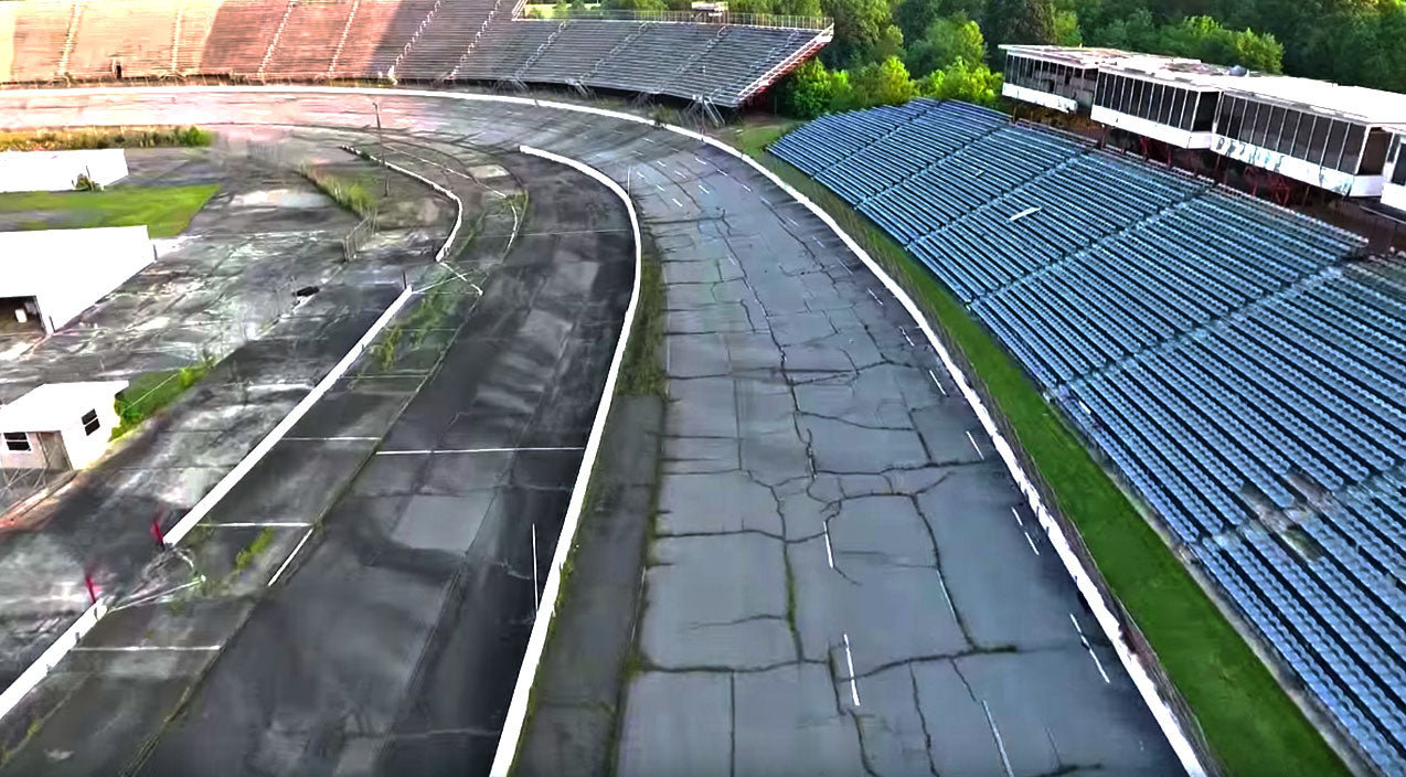 Nascar Songs   Rare Video Reveals The Historic Track NASCAR Abandoned   Country Music Videos