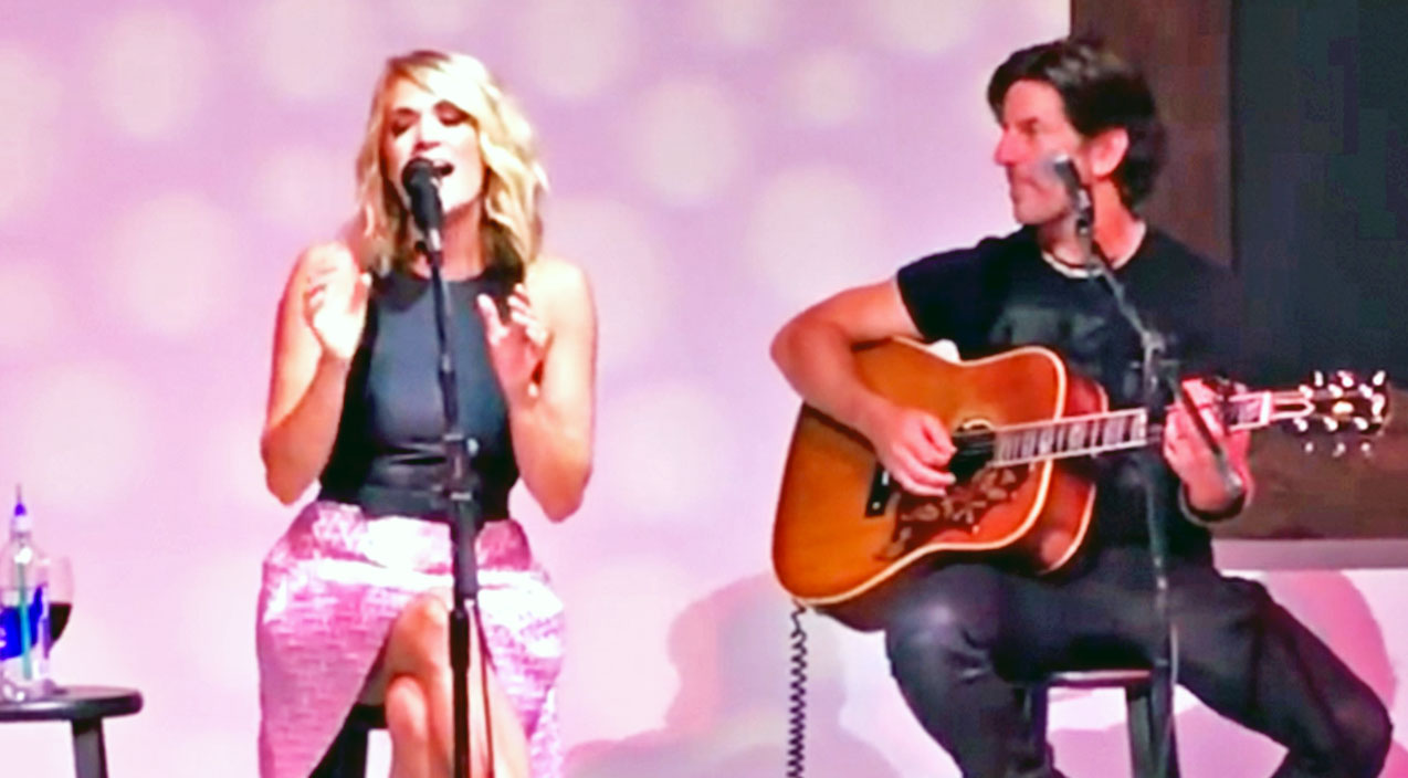 Modern country Songs | This Chilling Acoustic Version Of Carrie Underwood's New Single Is The Best Thing You'll Hear Today | Country Music Videos