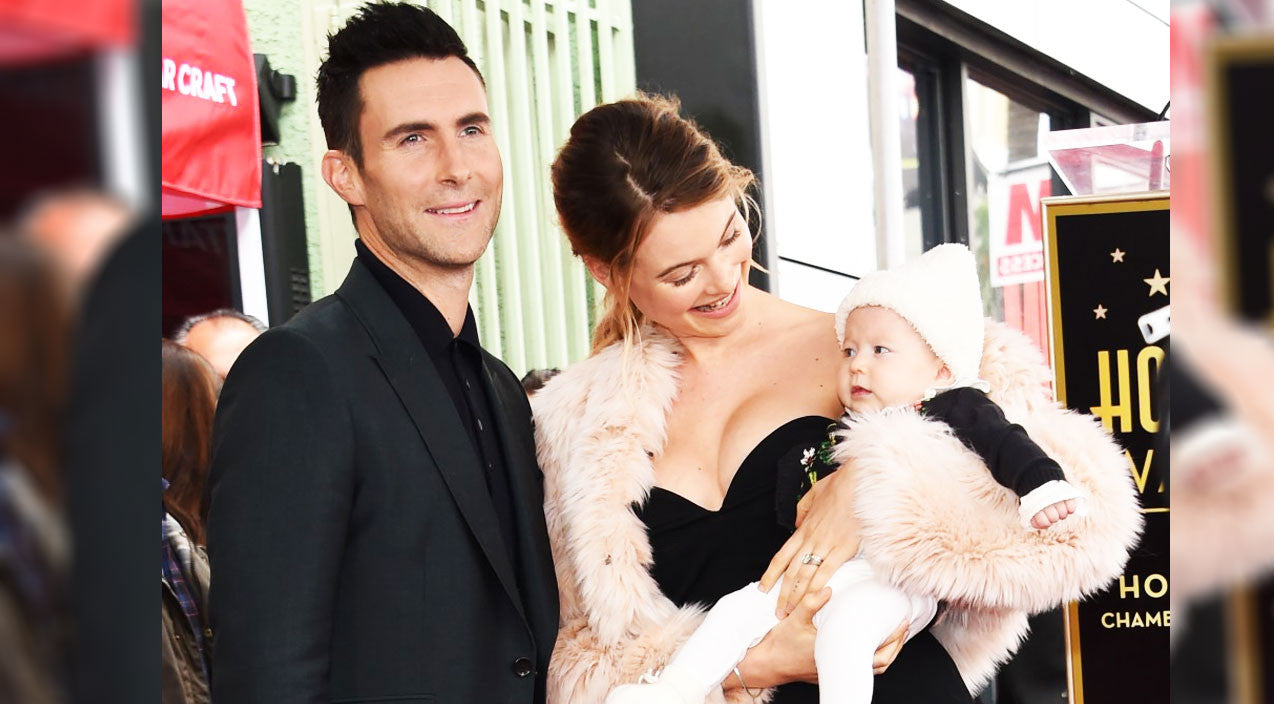 "The voice Songs | Adam Levine Gushes About His Baby Girl, ""I'm So In Love With Her"