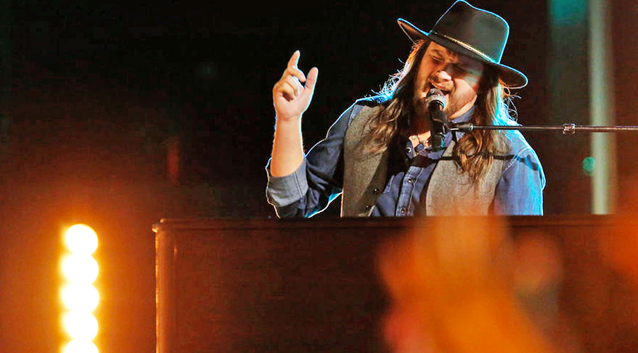 The voice Songs | Hair-Raising Piano Ballad Leaves No Haters For Adam Wakefield | Country Music Videos