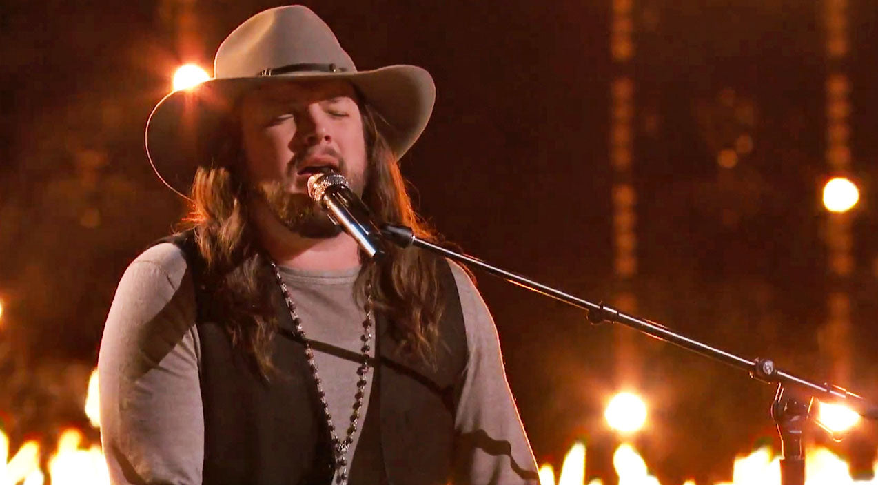 The voice Songs | Adam Wakefield Belts Iconic 70s Country Jam In Fiery Performance | Country Music Videos