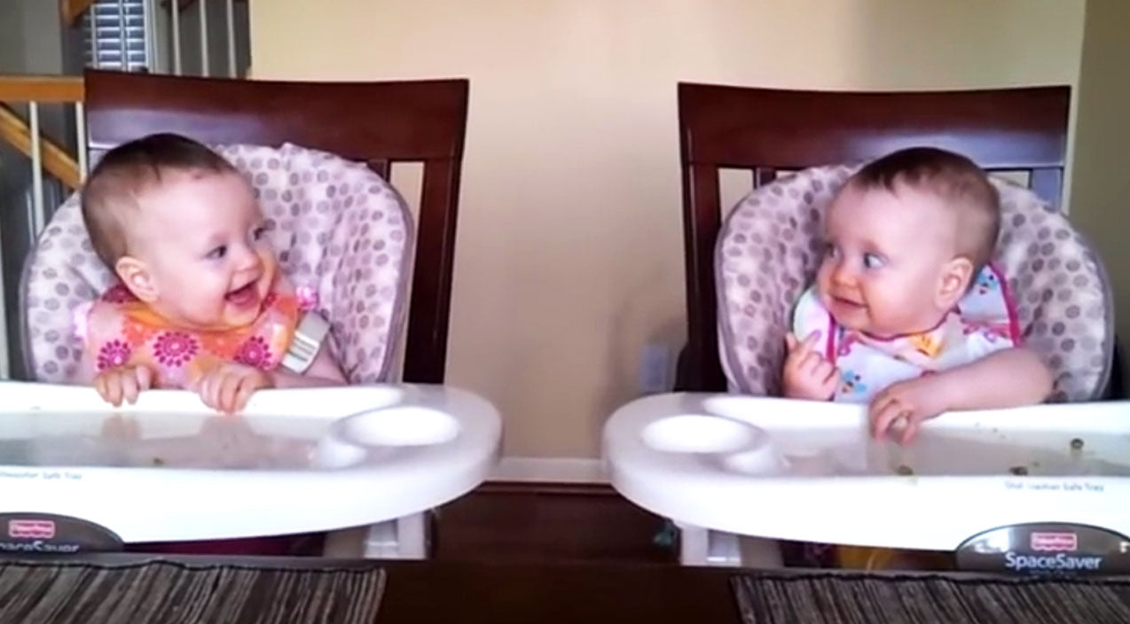 Classic country Songs | Adorable Twins Dance To Dad's Guitar (Then and Now) | Country Music Videos