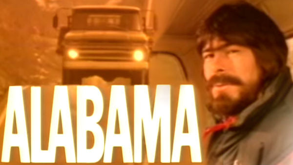 Alabama Songs | Alabama - Dixieland Delight | Country Music Videos