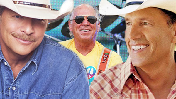George strait Songs   Alan Jackson, George Strait & Jimmy Buffett - Boats To Build (VIDEO)   Country Music Videos