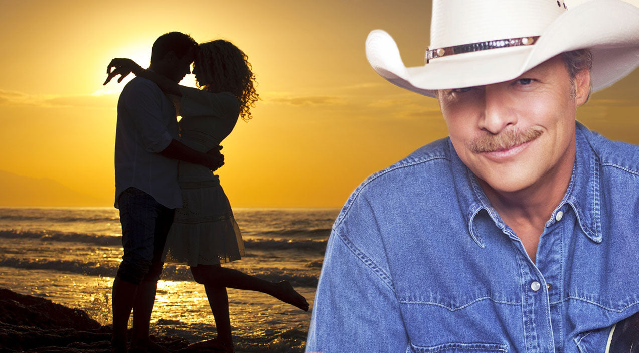 Classic country Songs | Alan Jackson - Once In A Lifetime Love | Country Music Videos