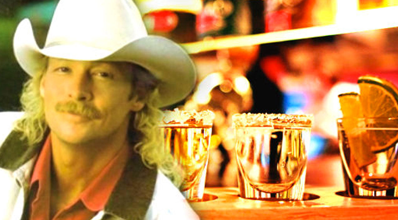 Classic country Songs | Alan Jackson - Tequila Sunrise (WATCH) | Country Music Videos