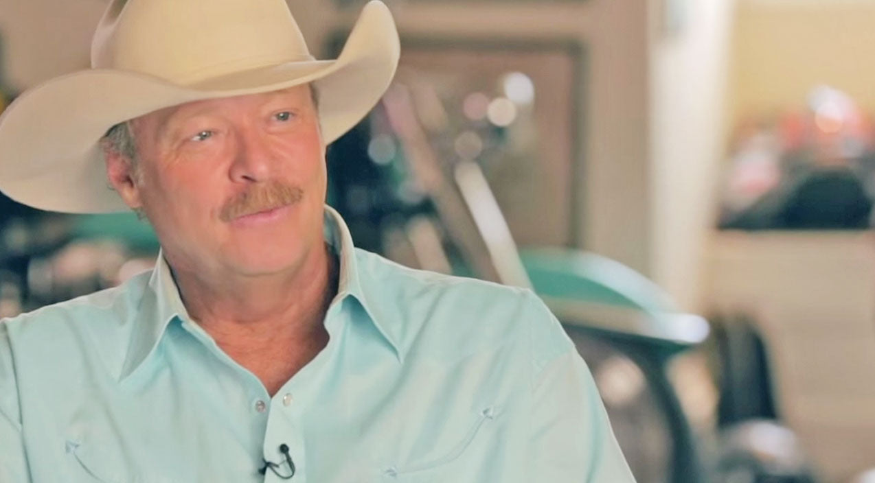 Alan jackson Songs | Alan Jackson Tells The Story Behind 'Angels And Alcohol' | Country Music Videos