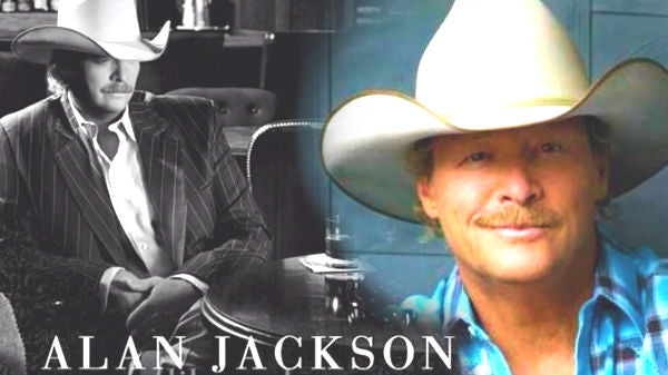 Alan jackson Songs | Alan Jackson - Anywhere On Earth You Are (VIDEO) | Country Music Videos