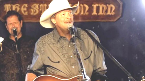 Alan jackson Songs | Alan Jackson - Blacktop | Country Music Videos