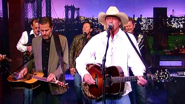 Alan jackson Songs | Alan Jackson - Blacktop (Live) | Country Music Videos