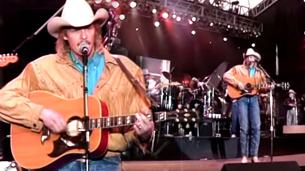Alan jackson Songs | Alan Jackson - Blue Blooded Woman (Live At Farm Aid 1990) (VIDEO) | Country Music Videos