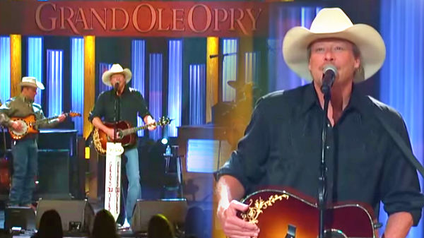 Alan jackson Songs | Alan Jackson - Dixie Highway | Live at the Grand Ole Opry (VIDEO) | Country Music Videos