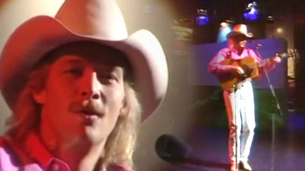 Alan jackson Songs | Alan Jackson - Dog River Blues (1990) | Country Music Videos