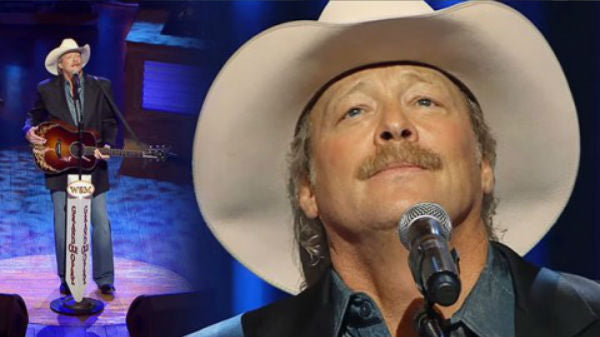 Alan jackson Songs | Alan Jackson - He Stopped Loving Her Today at George Jones' Funeral | Country Music Videos