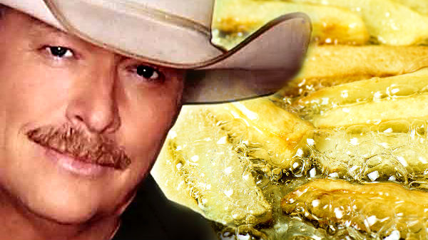 Alan jackson Songs | Alan Jackson - If French Fries Were Fat Free (WATCH) | Country Music Videos