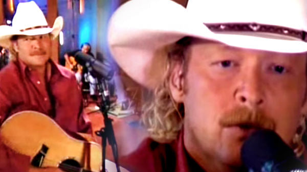 Alan jackson Songs | Alan Jackson - If Love Was A River (VIDEO) | Country Music Videos