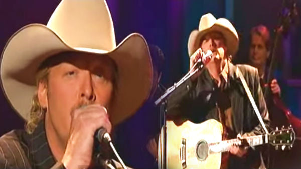 Alan jackson Songs | Alan Jackson - In The Garden (LIVE) (VIDEO) | Country Music Videos