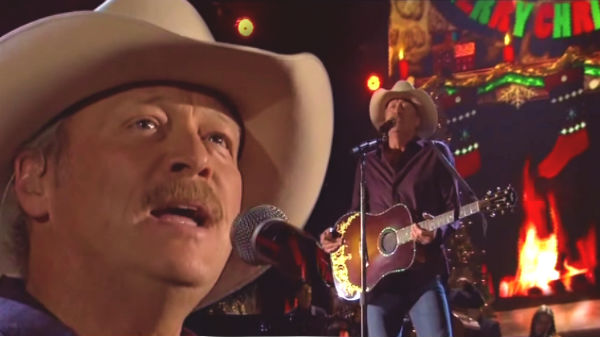 Alan jackson Songs | Alan Jackson - Let It Be Christmas (CMA Country Christmas 2014 Live) | Country Music Videos