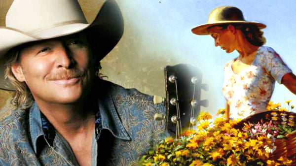 Alan jackson Songs | Alan Jackson - Mary (RARE) (VIDEO) | Country Music Videos