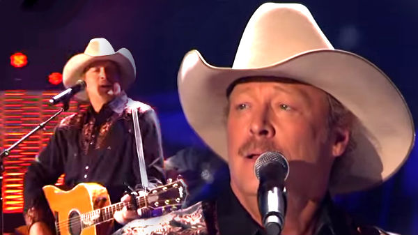 Alan jackson Songs | Alan Jackson - Medley Of Hits (ACA 2010) (VIDEO) | Country Music Videos