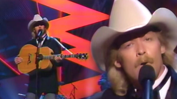 Alan jackson Songs | Alan Jackson - Midnight In Montgomery (Academy Of Country Music Hits Live) | Country Music Videos