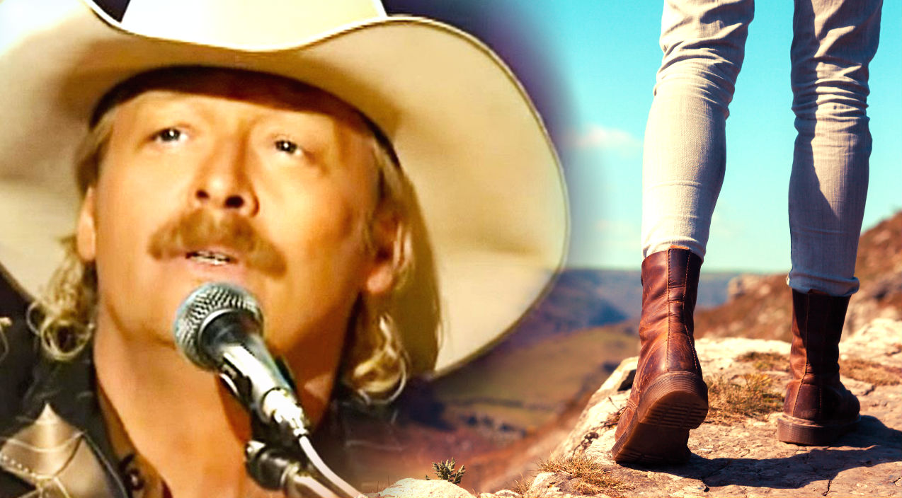 Alan jackson Songs | Alan Jackson - Nobody Said That It Would Be Easy (WATCH) | Country Music Videos