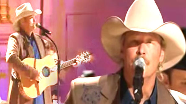 Alan jackson Songs | Alan Jackson - Remember When (Live At The Grand Ol' Opry) | Country Music Videos