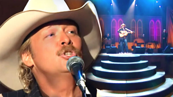 Alan jackson Songs | Alan Jackson - Standing On The Promises | Country Music Videos