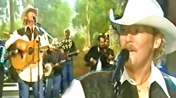 Alan jackson Songs | Alan Jackson - That'd Be Alright | Country Music Videos