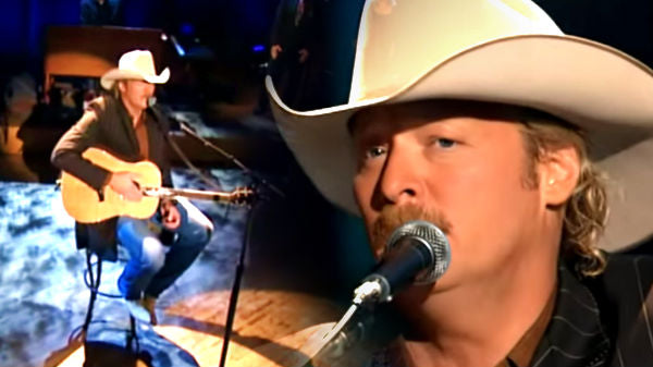 Alan Jackson The Old Rugged Cross Country Rebel