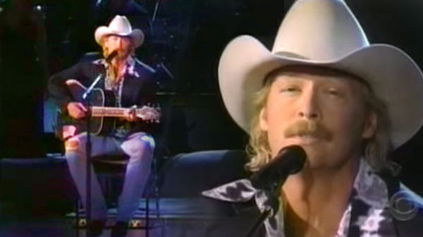 Alan jackson Songs | Alan Jackson - Where Were You (Live) | Country Music Videos