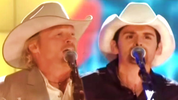 Brad paisley Songs | Alan Jackson and Brad Paisley - It's Five O' Clock Somewhere | Country Music Videos