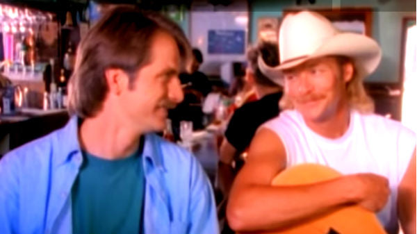 Alan jackson Songs | Alan Jackson and Jeff Foxworthy - Redneck Games | Country Music Videos