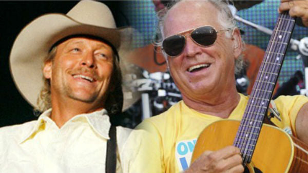 Alan Jackson & Jimmy Buffet Image