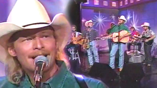 Alan jackson Songs | Alan Jackson and The Strayhorns - What Kind of Man (TNN Live) (VIDEO) | Country Music Videos