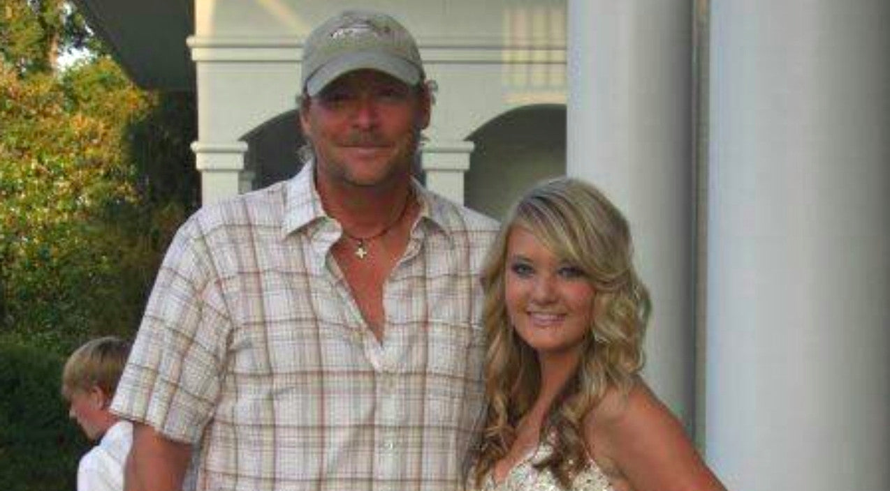 Alan jackson Songs | Alan Jackson's Daughter Shares Touching Tribute To Her Dad | Country Music Videos