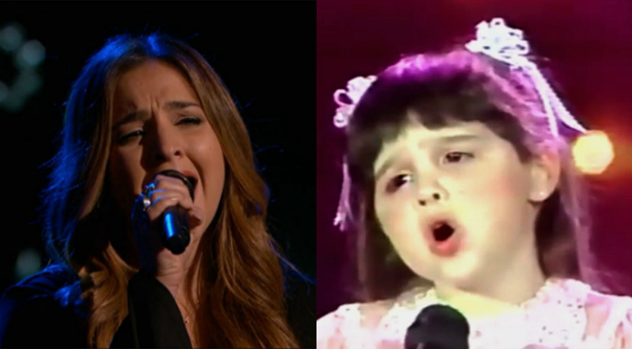 The voice Songs | 'The Voice' Front-Runner Performs On Star Search At Age 5 | Country Music Videos